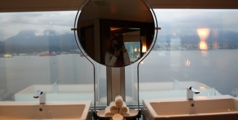 Pan Pacific mirror shot