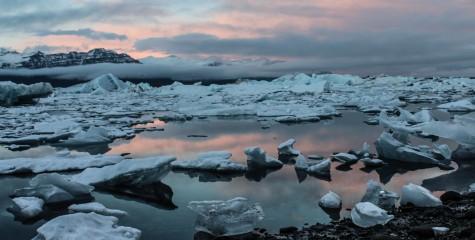 Jokulsarlon/Glacier Bay