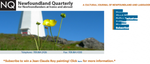 Newfoundland-Quarterly