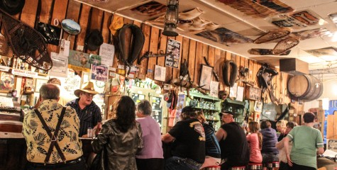 Sam's Saloon, Rowley