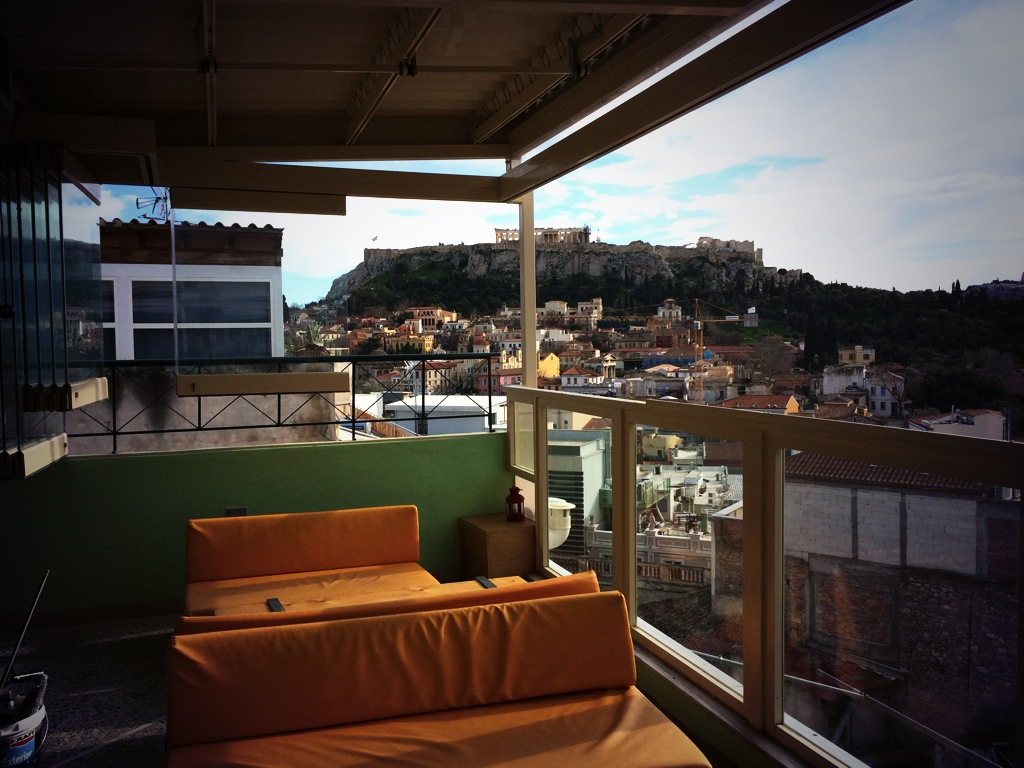 Athenstyle Rooftop Bar