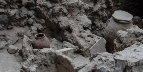 Jugs at Akrotiri