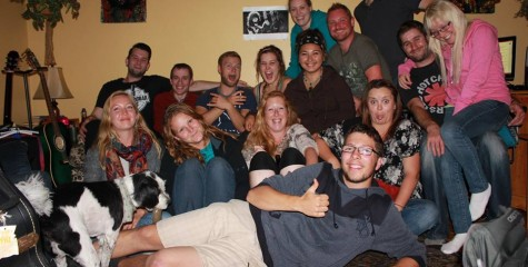 Couchsurfing in St Johns