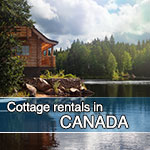 Cottage rentals in Canada