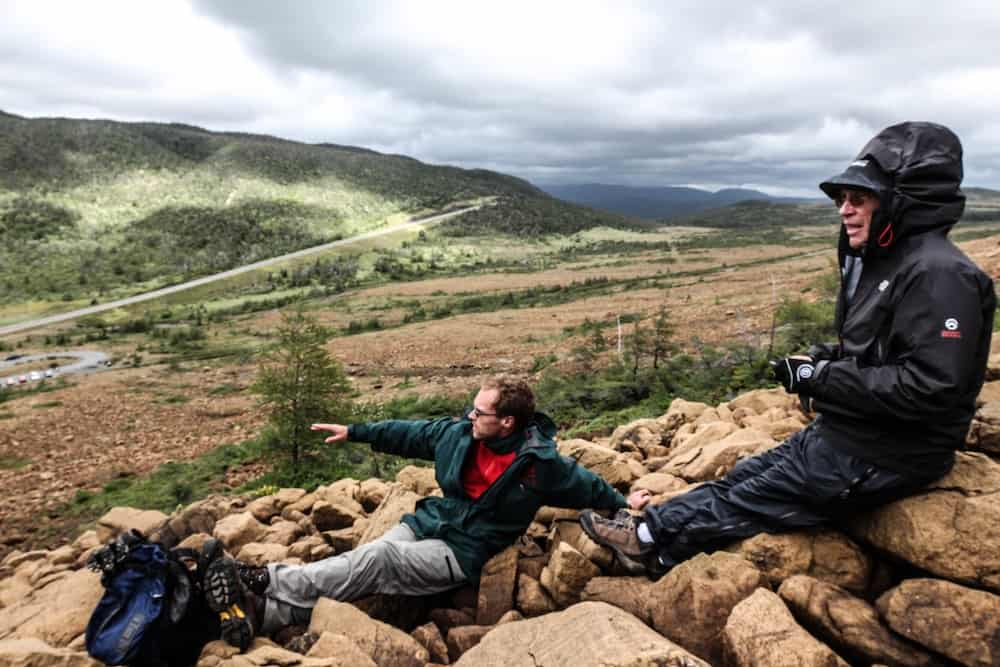 hike the tablelands
